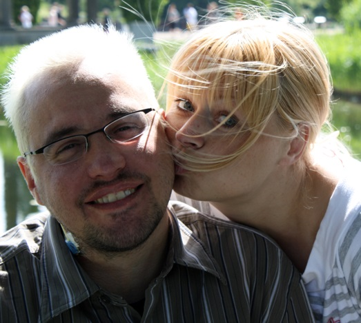 Chris und Aline